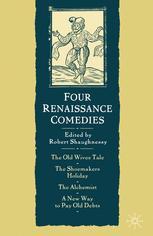 Four Renaissance Comedies