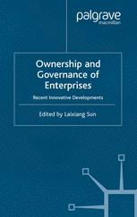 Ownership and Governance of Enterprises