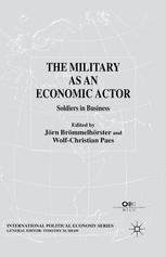 The Military as an Economic Actor