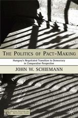 The Politics of Pact-Making
