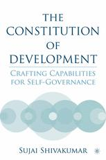 The Constitution of Development