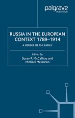 Russia in the European Context, 1789–1914