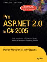 Pro ASP.NET 2.0 in C# 2005