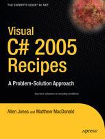 Visual C# 2005 Recipes