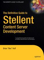 The Definitive Guide to Stellent Content Server Development