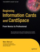 Beginning Information Cards and Cardspace
