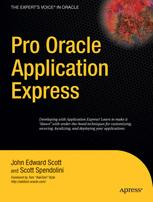 Pro Oracle Application Express