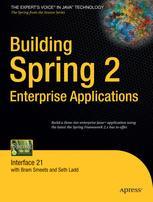 Building Spring 2 Enterprise Applications