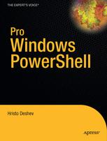 Pro Windows PowerShell
