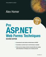 Pro ASP.NET Web Forms Techniques