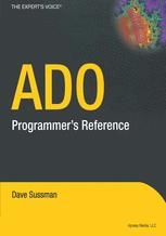 ADO Programmer's Reference