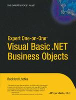 Expert One-on-One Visual Basic. NET Business Objects