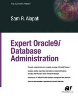 Expert Oracle9i Database Administration