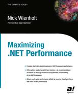 Maximizing .NET Performance