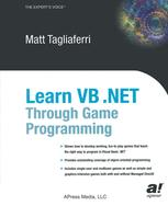 Learn VB.NET Through Game Programming