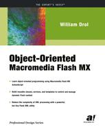 Object-Oriented Macromedia Flash MX