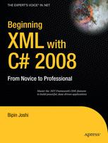 Beginning xml with C# 2008