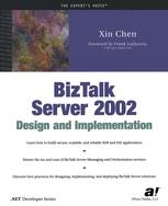 BizTalk Server 2002 Design and Implementation