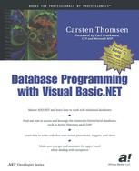 Database Programming with VB.NET