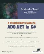 A Programmer's Guide to ADO.NET in C#