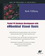 Pocket PC Database Development with Embedded Visual Basic