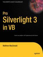 Pro Silverlight 3 in VB