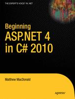 Beginning ASP.NET 4 in C# 2010