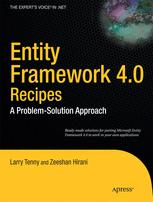 Entity Framework 4.0 Recipes