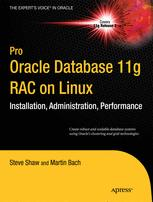 Pro Oracle Database 11g RAC on Linux