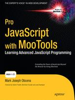 Pro JavaScript with MooTools