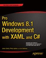 Pro Windows 8.1 Development with XAML and C#