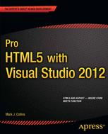 Pro HTML5 with Visual Studio 2012