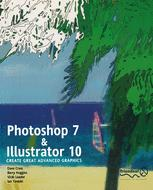 Photoshop 7 and Illustrator 10