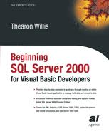 Beginning SQL Server 2000 for Visual Basic Developers