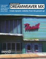 Foundation Dreamweaver MX