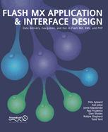 Flash MX Application & Interface Design