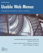 Constructing Usable Web Menus