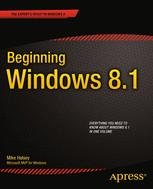 Beginning Windows 8.1
