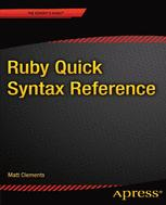 Ruby Quick Syntax Reference