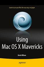 Using Mac OS X Mavericks