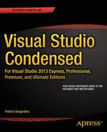 Visual Studio Condensed