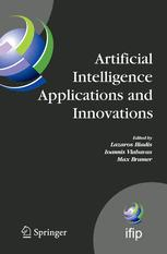 Artificial Intelligence Applications and Innovations III