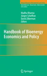 Handbook of Bioenergy Economics and Policy