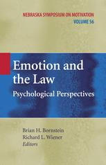 Emotion and the Law