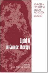 Lipid A in Cancer Therapy
