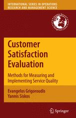 Customer Satisfaction Evaluation