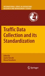 Traffic Data Collection and its Standardization