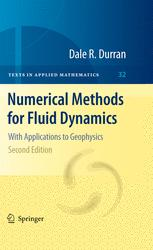 Numerical Methods for Fluid Dynamics