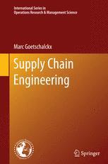 Supply Chain Engineering