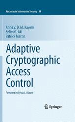 Adaptive Cryptographic Access Control